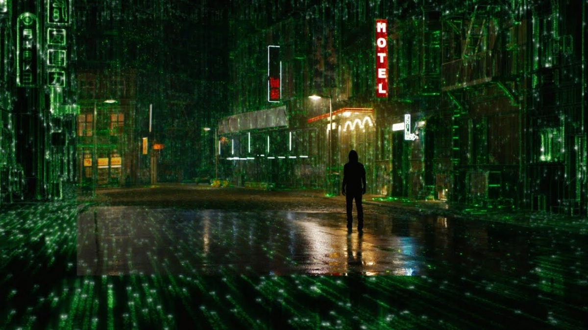 """""""Матрикс"""" шинэ трейлэрээ цацлаа"""