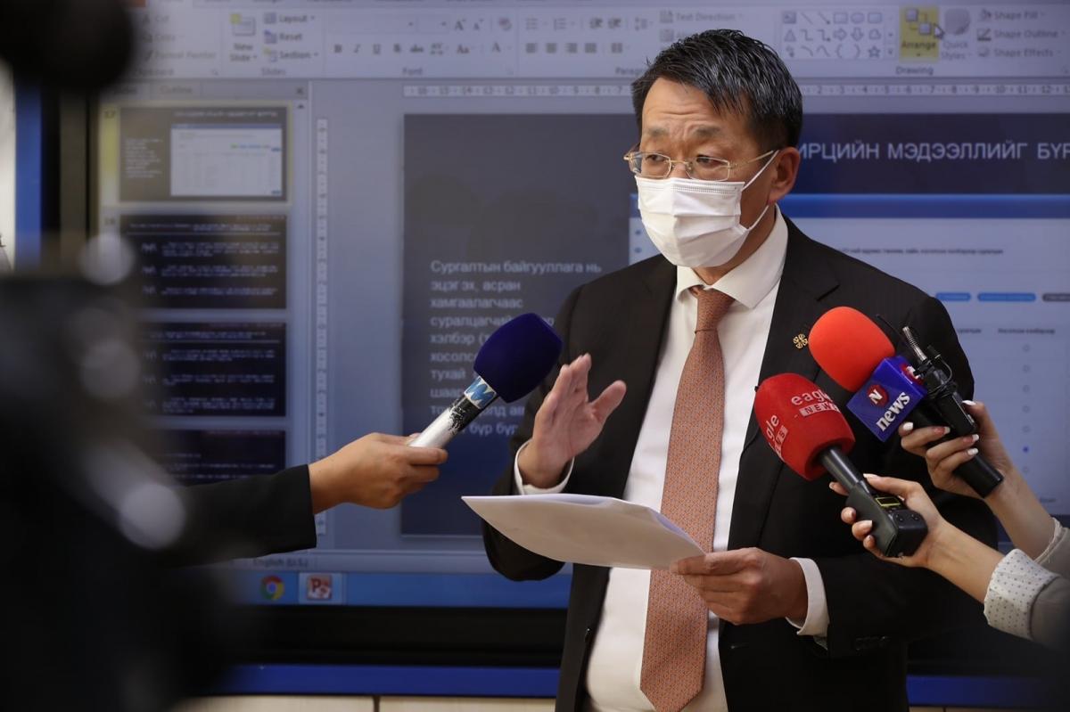 Л.Энх-Амгалан: Халдварын тоо буурвал танхимын хичээлийг нэмэгдүүлнэ