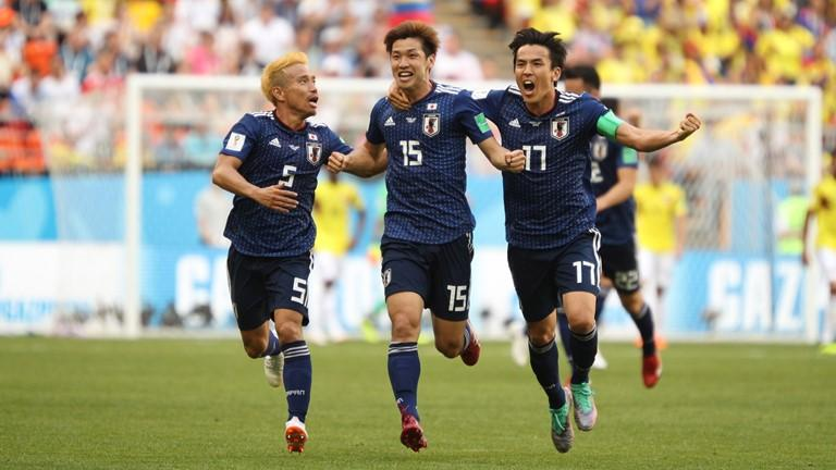 Азиудын анхны ялалтыг Япончууд авчирлаа