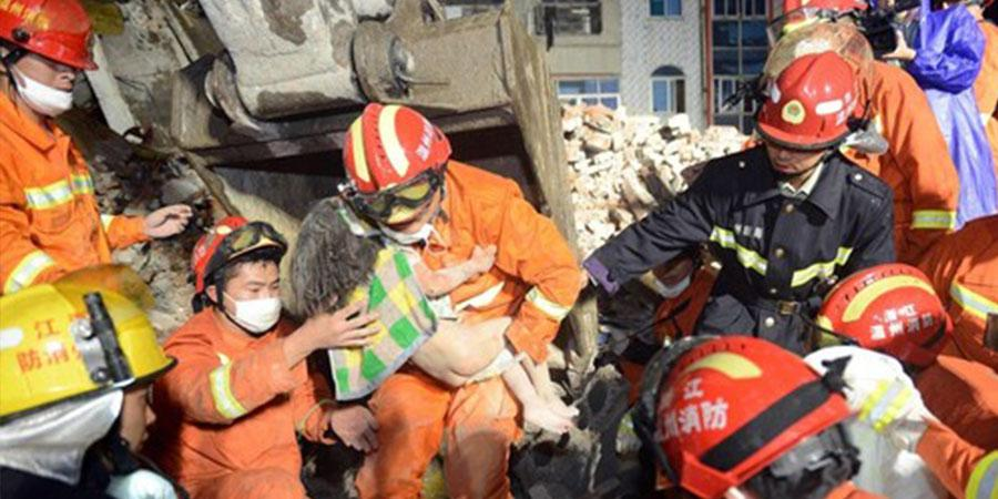 Охиноо авраад өөрөө амь үрэгдсэн эцэг Хятадыг уйлуулж байна