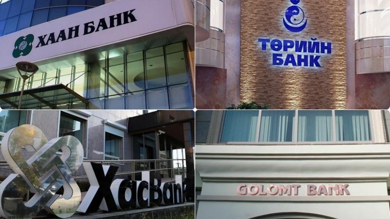 Баяр наадмаар банкуудын ажиллах цагийн хуваарь