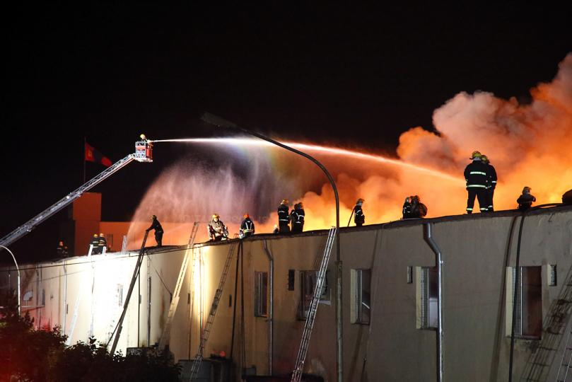 Сүүлийн 14 хоногийн дотор 132 гал түймэр гарчээ