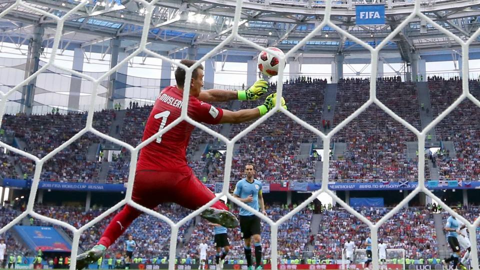 Каванигүй Уругвайчууд хожигдол хүлээлээ