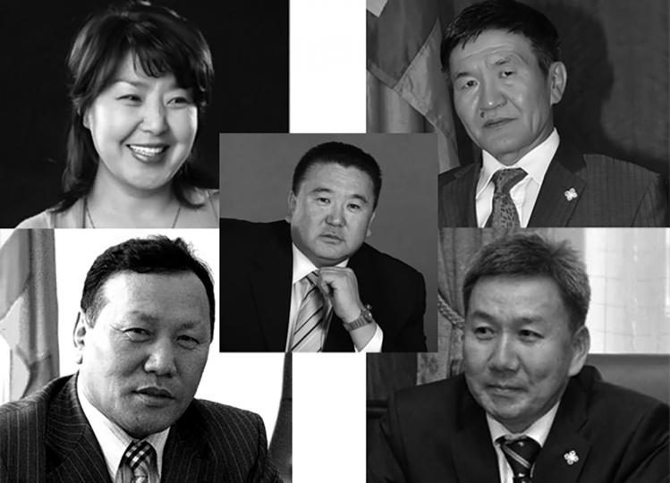 Хан-Уул, Багахангайд нэр дэвшигчдийн хэн нь хэн бэ