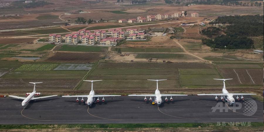 """""""Эйр Чайна"""" Пхеньян руу дахин нислэг үйлдэнэ"""