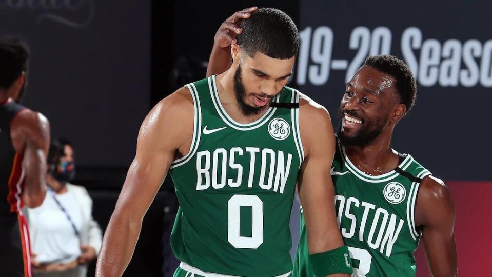 Бостон Селтикс хожиж, цувралыг ойртууллаа