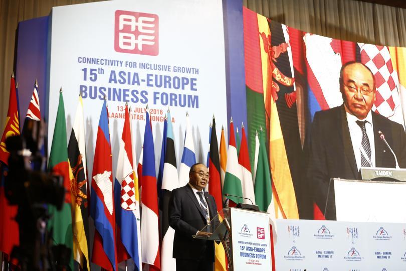 Д.Эрдэнэбат: Монгол Улс шиг хөгжиж буй орнуудын дуу хоолой болж, бүтээгч эдийн засаг руу шилжиж байна