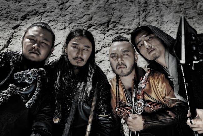 """""""Чингис хаан"""" одонг """"The Hu"""" хамтлагт хүртээнэ"""