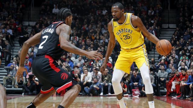 Торонто Репторс баг анх удаагаа NBA-ын аваргын төлөө тоглохоор шалгарч үлдлээ