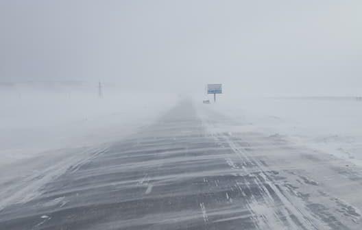 7-нд баруун болон төвийн аймгуудын нутгаар цас орж, цасан шуурга шуурна
