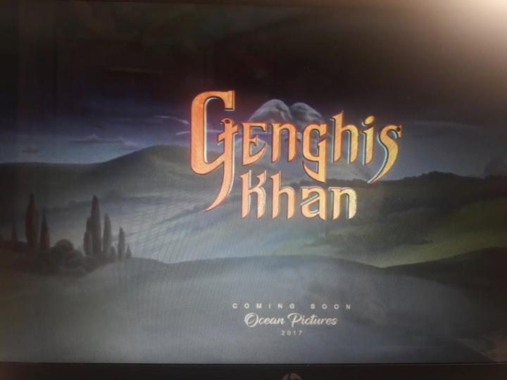 """""""Чингис хаан"""" бүрэн хэмжээний анимэйшн кино маргааш нээлтээ хийнэ"""