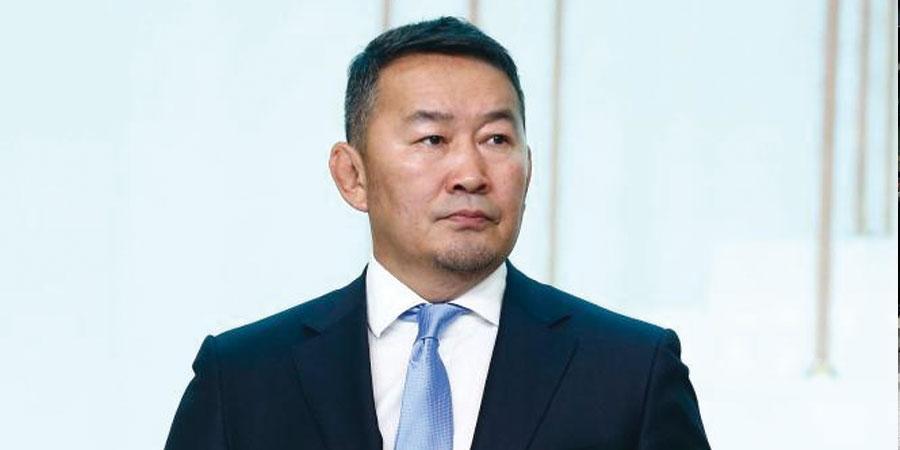 Ерөнхийлөгч Х.Баттулга Киргизийг зорилоо