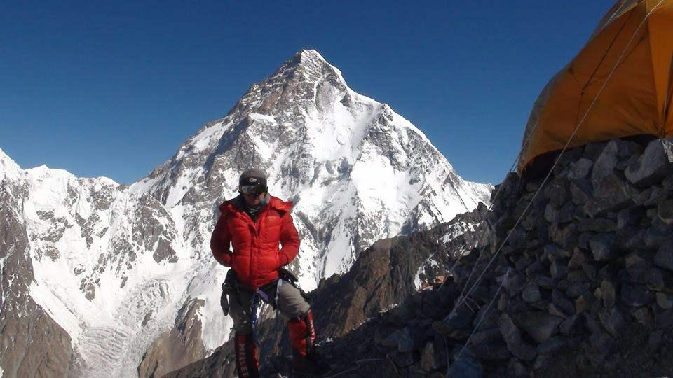 Б.Гангаамаа  К2 уулын оргилд хөл тавьсан анхны Монгол хүн боллоо