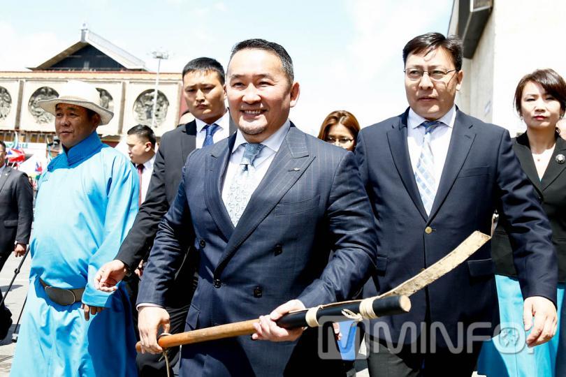 Х.Баттулга: Монголчууд ялах болно /ФОТО/