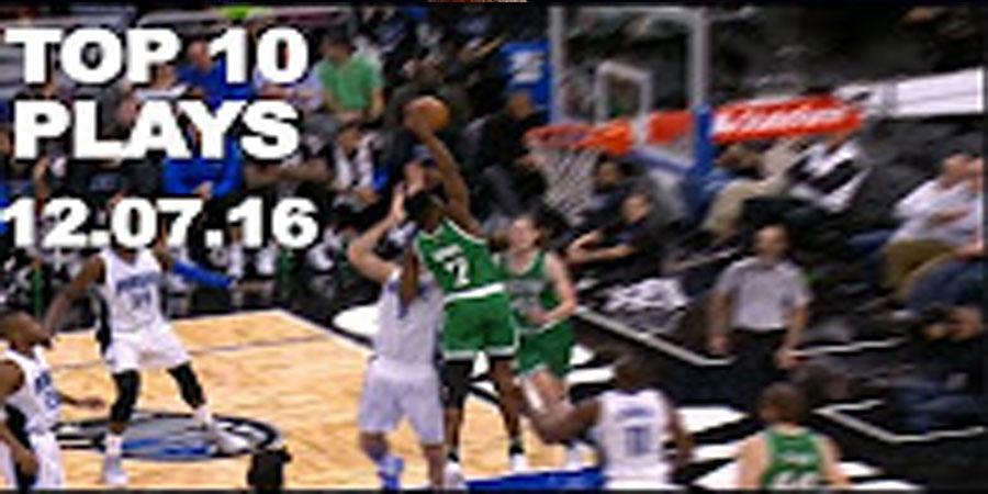 NBA-ын өнөөдөр болсон тоглолтын шилдэг 10 (16-12-08)