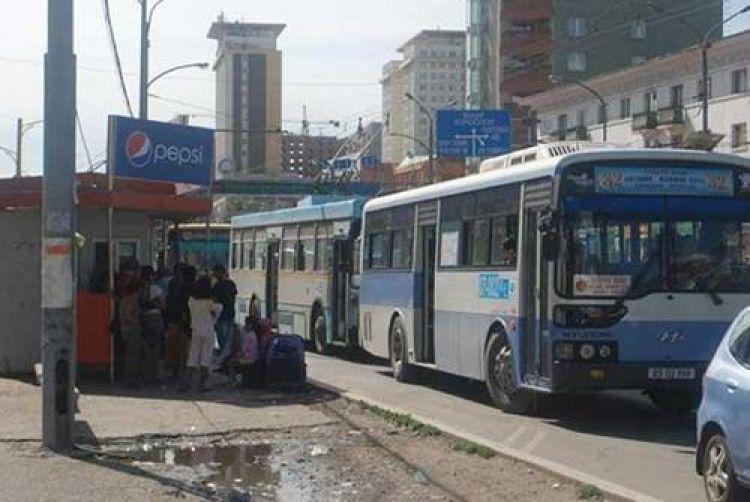 Автобуснуудад их цэвэрлэгээ хийлээ