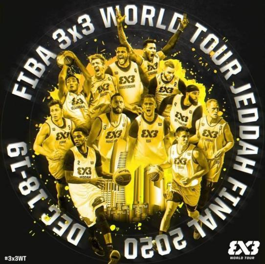 FIBA3x3 их дуулга тэмцээнд УБ Энержи баг тоглоно
