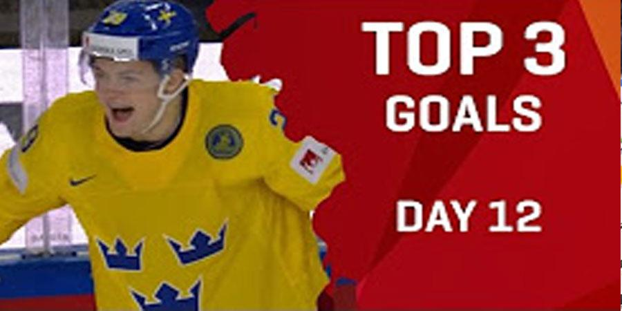 Хоккейн ДАШТ-ий шилдэг 3 гоол (12 дахь өдөр)