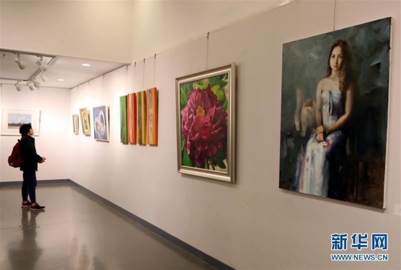 Азийн 20  гаруй улсын уран бүтээлчид бүтээлээ дэлгэлээ