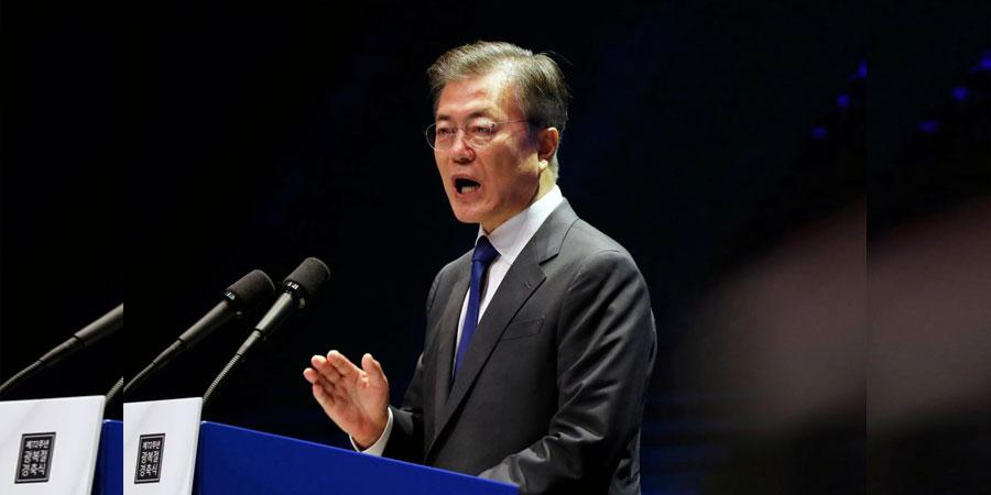 Мүн Жэ Ин: Солонгосын хойгт дахин дайн гарахгүй