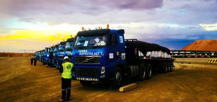 EBRD supports Mongolian logistics company Terra Express