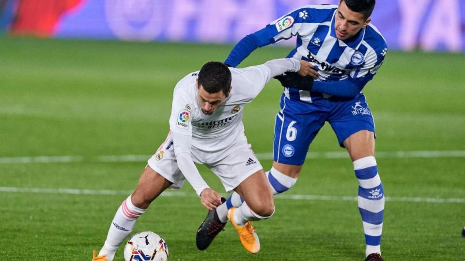 Реал Мадрид клуб талбайдаа хожигдол хүлээлээ