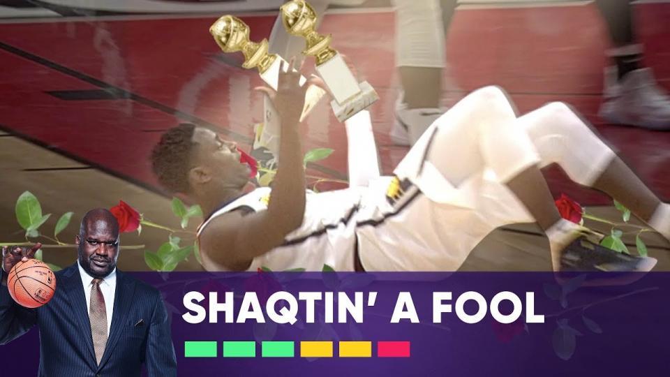 Shaqtin' A Fool (19-01-10)