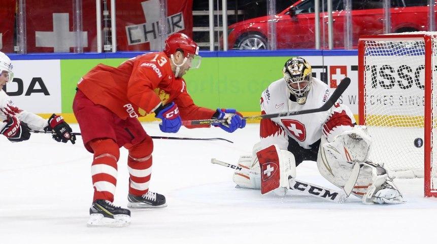 ОХУ хожиж, Канадын хоккейчид хожигдлоо
