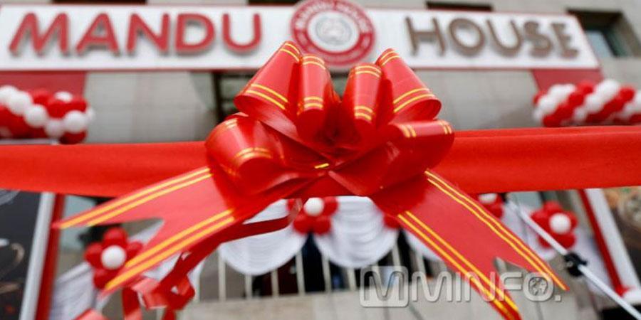 """Монгол брэнд """"MANDU HOUSE""""-д зочлоорой"""