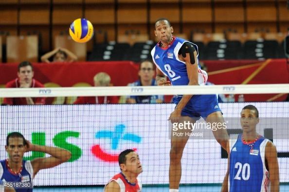 Кубын волейболын шигшээг яллана