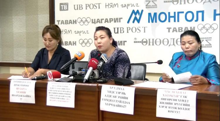 Х.Алгирмаа: 7 хүний аминд хүрсэн жолоочийн хэргийг хэрэгсэхгүй болгочихлоо