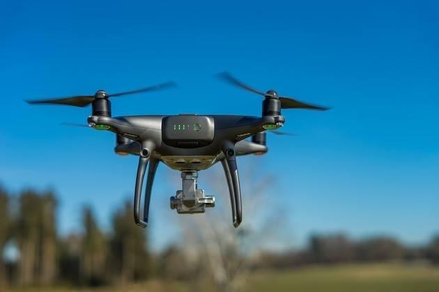 Хятадууд дрон ашиглан наймаа хийж байна