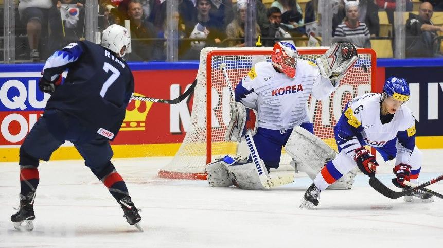 АНУ хоккейчид Солонгосыг бутниргэлээ