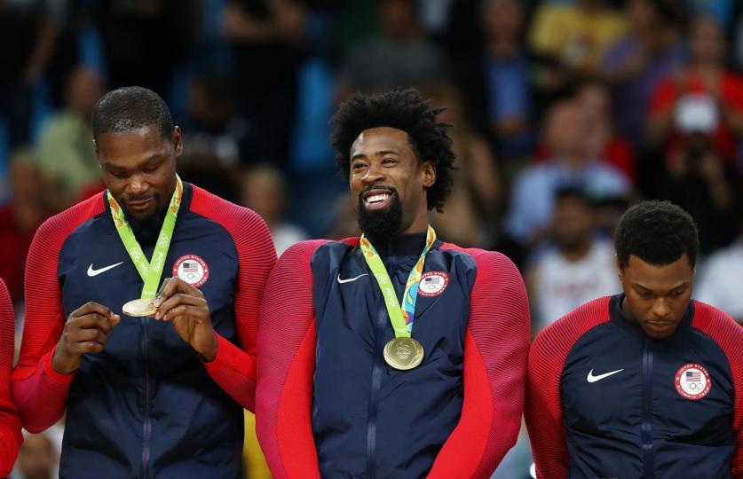 Нэгдсэн улсын шигшээ Сербийг бутниргэж олимпийн аварга боллоо