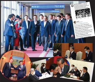 """Монгол бичгээ 700 сая юаниар """"солих""""-ыг ҮАБЗ яагаад зөвшөөрсөн бэ"""
