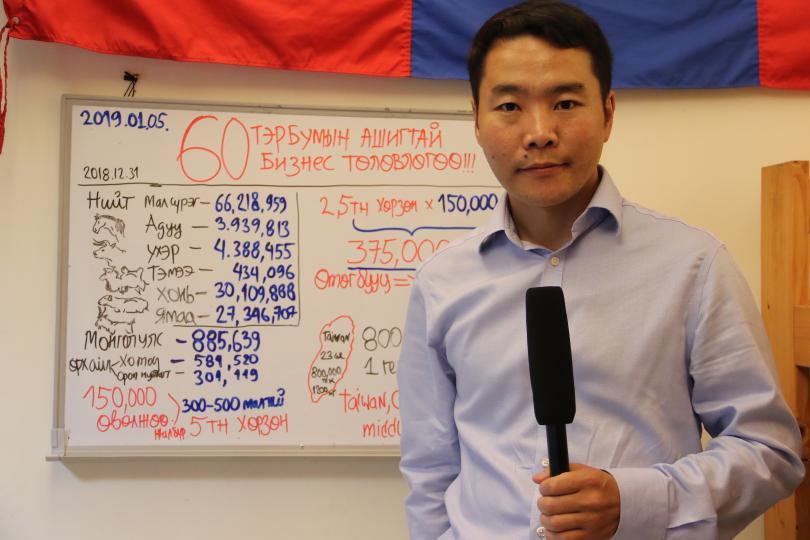 60 тэрбумын ашигтай бизнес төлөвлөгөө танилцуулж байна