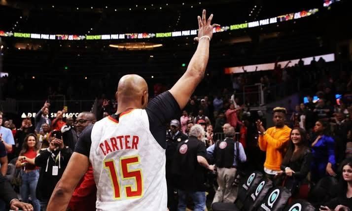 Винс Кантерын NBA-ын замнал албан ёсоор дууслаа