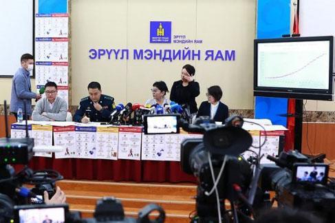 Д.Нямхүү: Дорноговь аймагт нэг сэжигтэй тохиолдол илэрч, Москвад сурч байсан оюутанаас дахин нэг тохиолдол бүртгэгдлээ