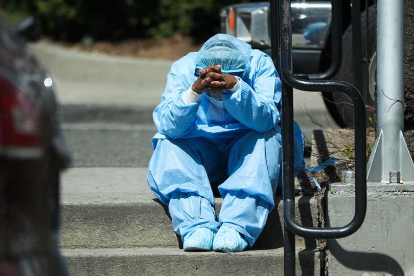 Дэлхий даяар коронавирус халдвар авагсдын тоо нэг сая давлаа