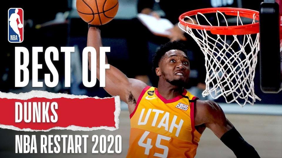 Дахин NBA-ын улирал эхэлснээс хойшхи шилдэг тохолтын бичлэг
