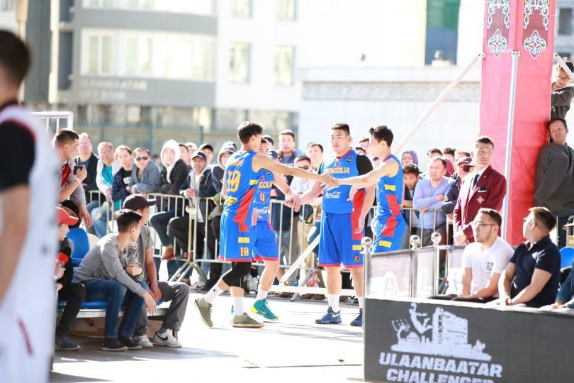 23 насны Монголын эрэгтэй баг 3-р байрт орлоо