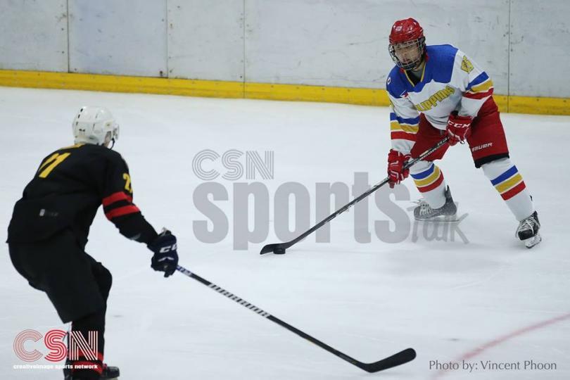Манай хоккейчид хожигдлоо