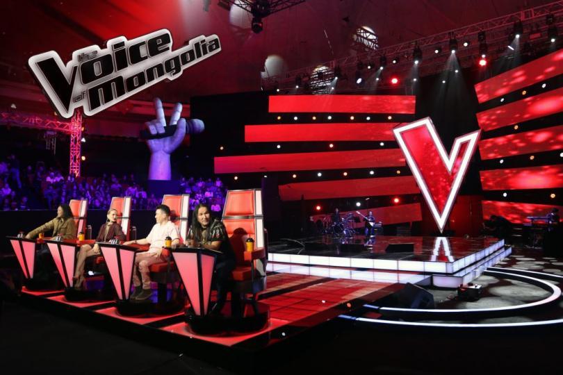 """""""The Voice of Mongolia"""" шоуны ялагч энэ ням гаригт тодорно"""