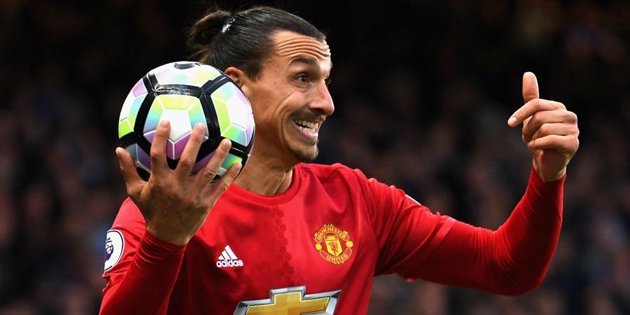 """""""Манчестер Юнайтед"""" ойрын үед Ибратай шинэ гэрээ байгуулна"""