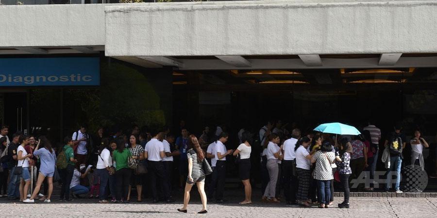 Филиппинд 30 минутад гурван удаа газар шилгээжээ