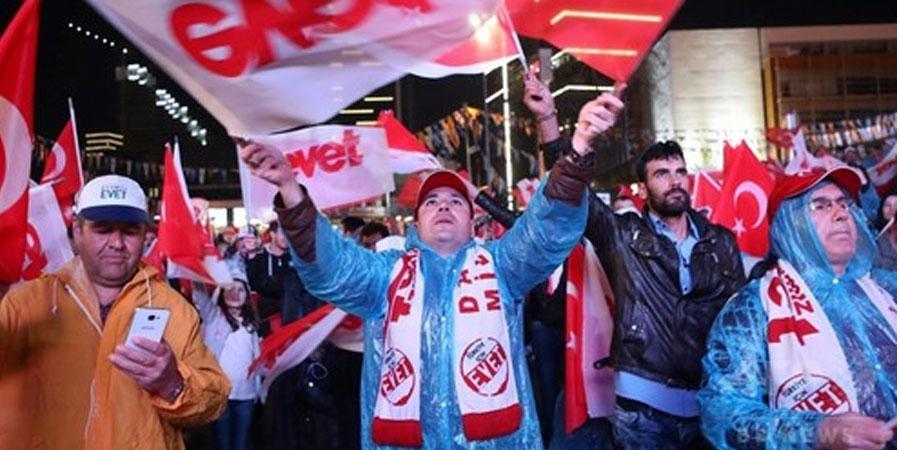 Эрдоган эрх мэдлийг гартаа авлаа