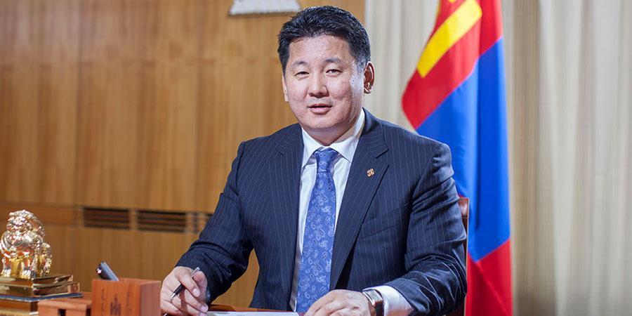 Монгол улсын ерөнхий сайд  У.Хүрэлсүх танаа