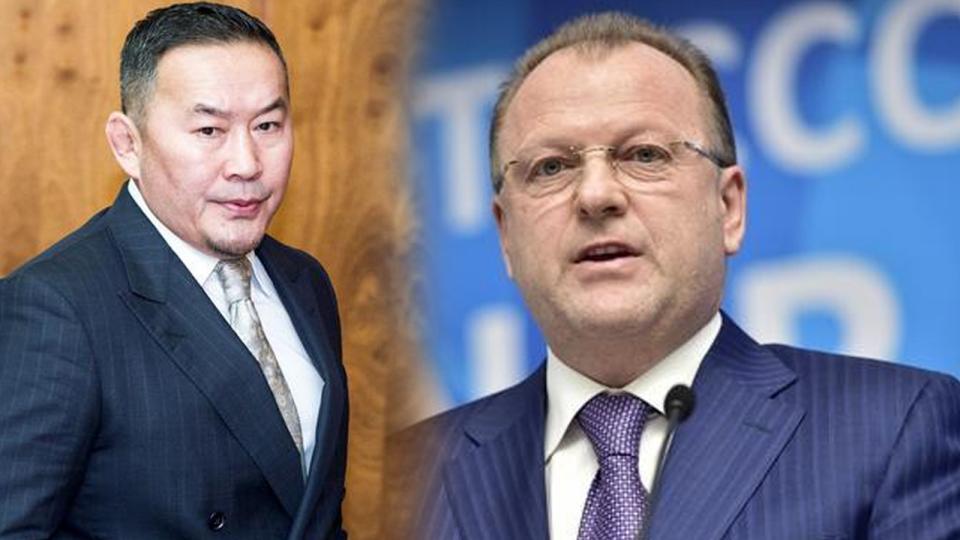 Олон улсын болон Азийн жүдо бөхийн холбооны Ерөнхийлөгч нар  Х.Баттулгад амжилт хүсчээ