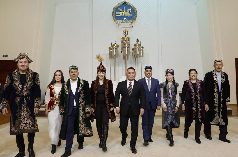 Монгол Улсын Ерөнхийлөгч Х.Баттулга Наурызын баярын мэндчилгээ дэвшүүллээ