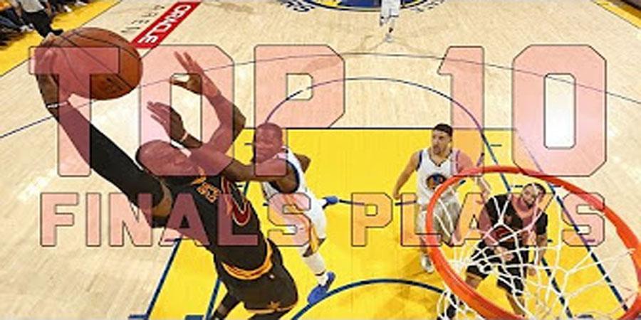 NBA-ын аваргын төлөөх тоглолтын шилдэг 10 (2017)